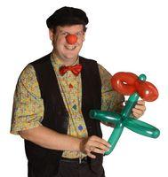 Ballonkünstler - Clown Benji - Zauberer