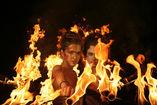 Flambal Olek Feuershow Bremen foto 2