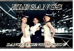 Elegangs dance eccentrics