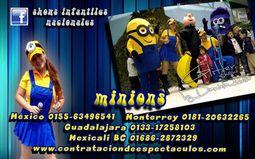 show de Minions Monterrey_0