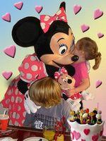 Payasita Minnie Mouse