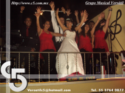 Grupo Musical Versatil C5