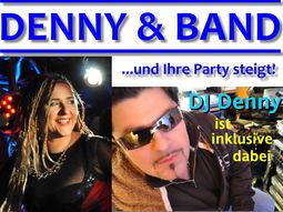 DENNY & BAND, Partyduo mit DJ