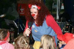 Clownin und Clowntheater