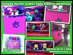 SHOW DE TITERES Y TEATRO GUIÑ_0