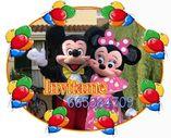 Payasita Minnie Mouse foto 1