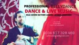 NILE SHOW- Danza & Música en Vivo