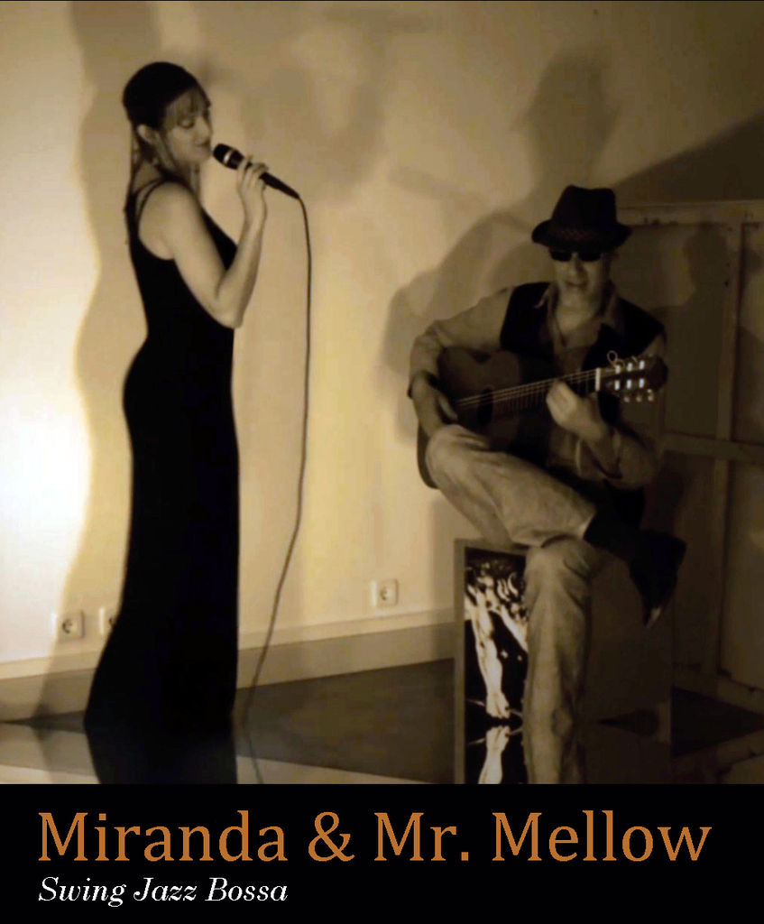 miranda y mr. mellow jazz bossa 2