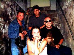 Band Blues Train