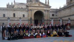 Grupo de danzas doña Urraca