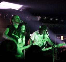 VITALOGY  - Pearl Jam Tributo
