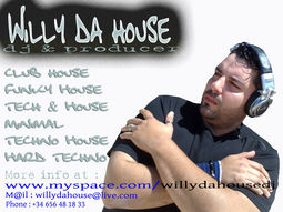 Willy Da House Dj - Almeria