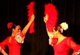 Cuadro Flamenco Embrujo foto 1
