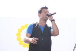 david sanchez, cantante, solista, animacion.
