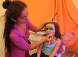 maquillaje,pinta caritas foto 2