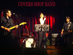 COVERS SHOP BAND