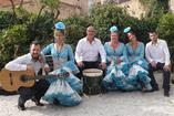 Coro Rociero Sendero Marismeño en Barcelona foto 2