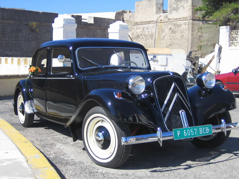 coches de epoca citroen 11b 0