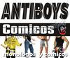 antiboy, show de humor adultos