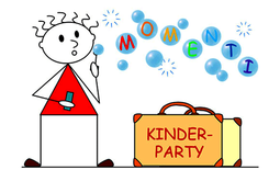 Kinderparty Momenti