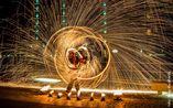 Duo Flammenspuk - Feuershow & Feuertheater foto 2
