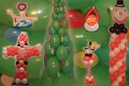 Decoraciones fiesta JAJEJIJOJU