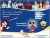 Princesa Disney en tu Fiesta de Cumpleaños