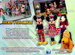 shows infantiles Guadalajara