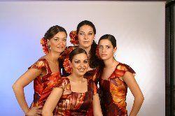 Cuadro de baile flamenco-español el parral