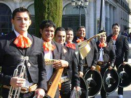 Mariachis Madrid America