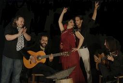 Raquel Valencia, flamenco