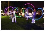 Danza del vientre/Performance Fuego/Luz/Bodypaint foto 1