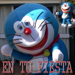 Payaso Doraemon