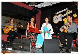 Grupo flamenco Almorayma