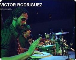 Victor Rodriguez Percusionista