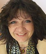 Sängerin Jutta Thiemrodt