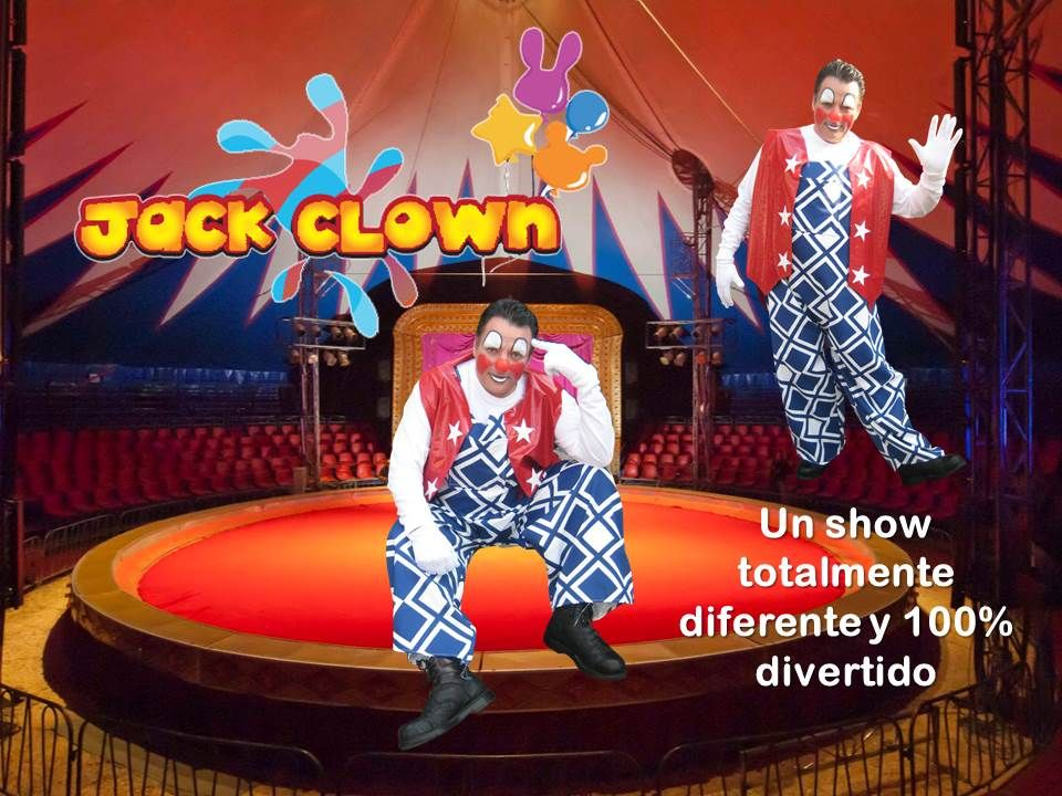 jack clown un payaso diferente 1