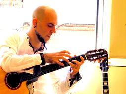 KARMA GUITAR (Juanxo Olcina)