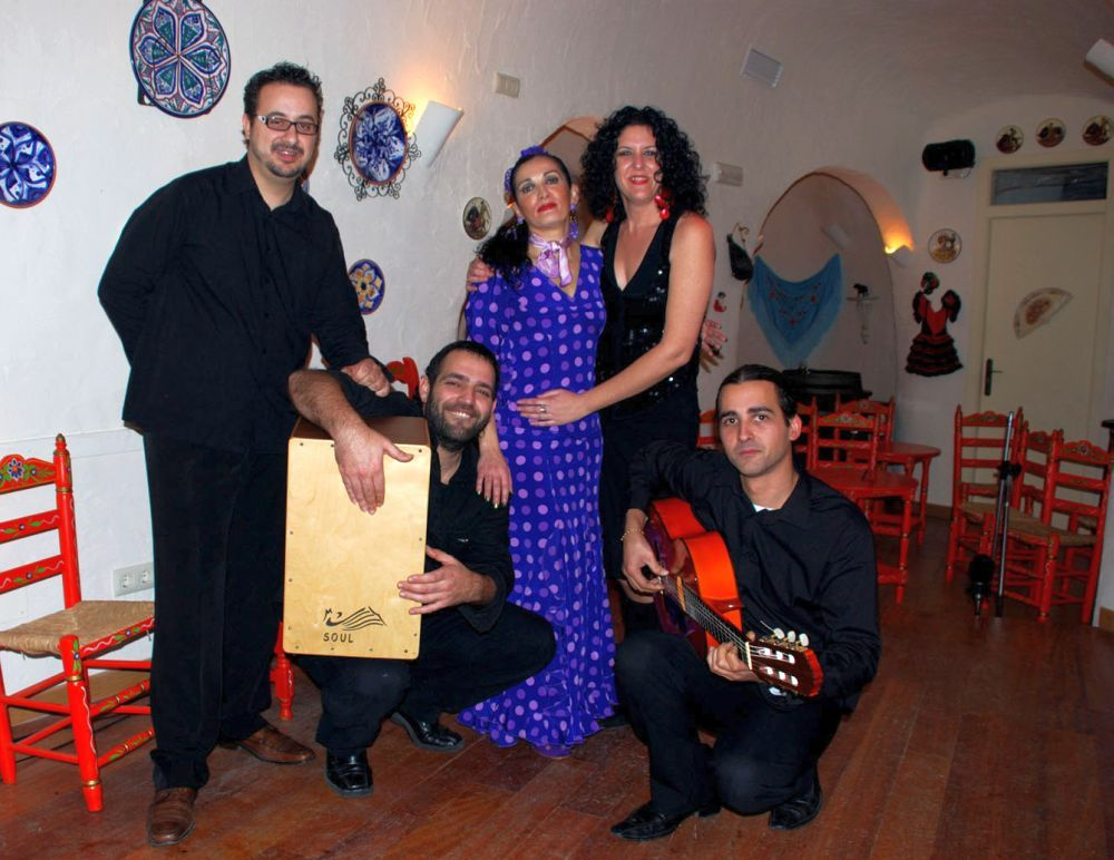 tablao flamenco la toná  1