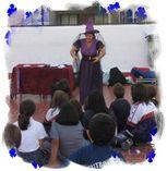Guiñol y cuentos JAJEJIJOJU foto 2