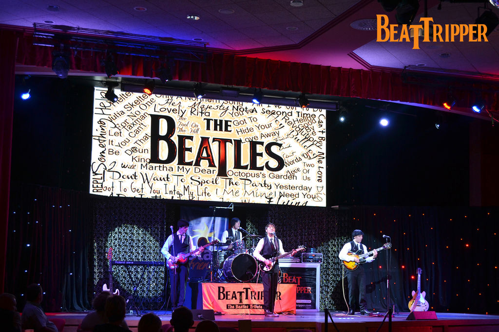 beat tripper - the beatles show 2