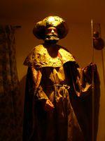 Estatua Humana Santiago