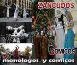 zancudos y zanquistas foto 2