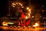 Duo Flammenspuk - Feuershow & Feuertheater foto 1