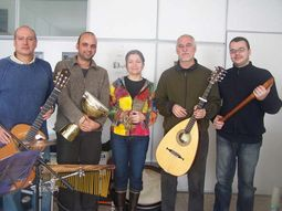 Música celta/folk/medieval