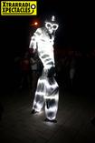 Zancos con LEDS foto 2