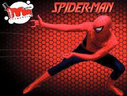 SHOW DE SPIDERMAN EN PUEBLA