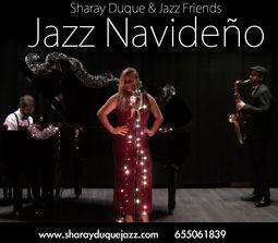 Jazz Navideño - Sharay Duque & Jazz Friends