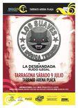 Ruido Ilegal + La Desbandada + Los Suaves en TARRAGONA