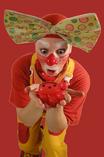 Clown Pirelli-Kindergeburtstag foto 1